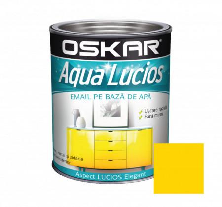 OSKAR AQUA LUCIOS GALBEN IMPULS 0.6 L