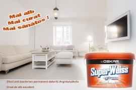 Oskar Superweiss Super-lavabil 30 L