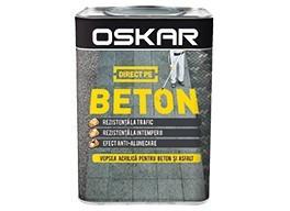 OSKAR DIRECT PE BETON - NEGRU 2,5 l