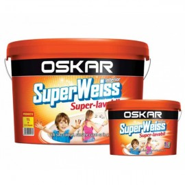 Oskar Superweiss Super-lavabil 2.5 l