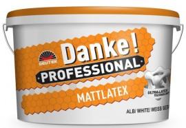 Danke! PROFESSIONAL MATTLATEX 2.5 L