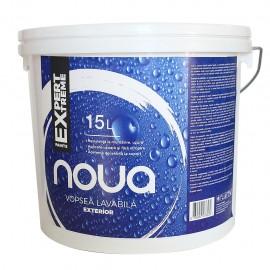 NOUA EXTERIOR -  Vopsea lavabila Exterior 15 L
