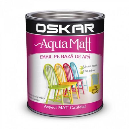 OSKAR Aqua Matt TURCOAZ couture, 2.5 l