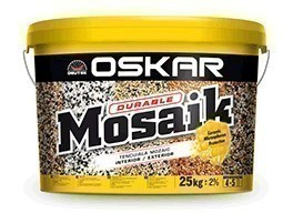 Oskar Ceramic Mosaik 9732