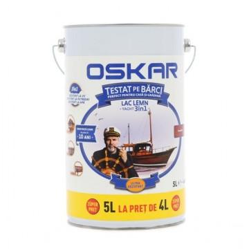 Oskar Lac Yacht Colorat Trandafir 5 l