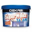 Oskar Superweiss Tavan, alba, 2.5 L