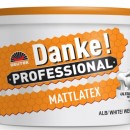 Danke! PROFESSIONAL MATTLATEX 15 L
