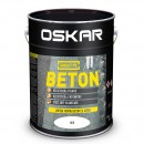 OSKAR DIRECT PE BETON -  ALB 10 L