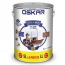 Oskar Lac Yacht Incolor Stejar 5 l
