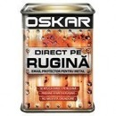 OSKAR direct pe RUGINA 0.5 l - AURIU METALIZAT