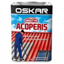 OSKAR direct pe ACOPERIS 0.75 l - Rosu Inchis