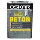 OSKAR DIRECT PE BETON - GALBEN 0,75 l