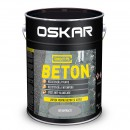 OSKAR DIRECT PE BETON - Gri Antracit 10 L
