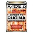 OSKAR direct pe RUGINA 0.5 l - Argintiu Lovitura de Ciocan
