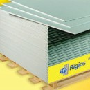 Placă RIGIPS RBII - VERDE 12.5x1200x2600