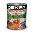 Lac Oskar Decking / Terase Lemn , Wenge, 0.75 l