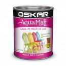 OSKAR Aqua Matt CAFENIU distins, 2.5 l