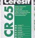 Mortar hidroizolant - CR 65