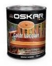 Oskar Color Lacquer Teak 2.5 l