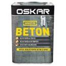 OSKAR DIRECT PE BETON - ALB 2,5 l