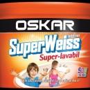 Oskar Superweiss Super-lavabil 15l + Amorsa Zero Mucegai 4l