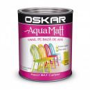 OSKAR Aqua Matt VERDE exotic, 2.5 l
