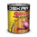 Oskar SILIKON Lazur Bait Castan 0.75 l