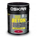 OSKAR DIRECT PE BETON - Rosu 10 L