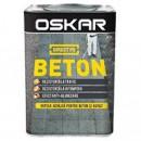 OSKAR DIRECT PE BETON - ROSU 2,5 l