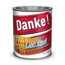 Danke! 2in1 Lac Colorat 2.5 l