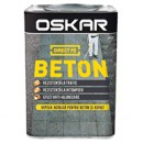 OSKAR DIRECT PE BETON - ALB 0,75 l