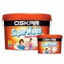Oskar Superweiss Super-lavabil 2.5 l