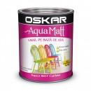 OSKAR Aqua Matt ALB Contemporan, 0.6 l
