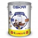 Oskar Lac Yacht Incolor Castan 5 l