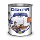 Oskar Lac Yacht Colorat Castan 2.5 l