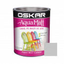 OSKAR Aqua Matt Gri Urban, 0.6 l