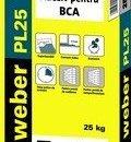 Weber PL25