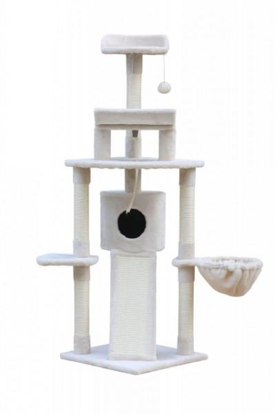 Centru de joaca pisici cu sisal 145 cm