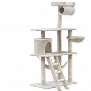 Centru de joaca pisici cu sisal 141 cm