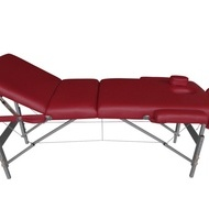 Pat de masaj 3 sectiuni aluminiu
