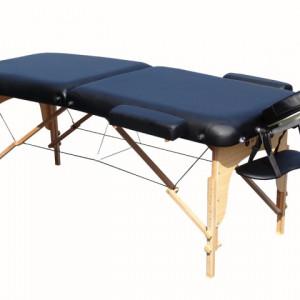 Pat de masaj 2 zone pliabil