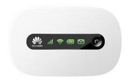 Router/Modem 3G Huawei E5220  WiFi Portabil cel mai mic si cel mai usor Hotspot compatibil Android