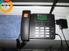 Telefon fix cu SIM Fixo-Mobil Huawei ETS3125i compatibil orice retea GSM Orange,Vodafone,Telekom