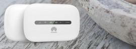Router Modem 3G Huawei E5330(Vodafone R207) WiFi Portabil Hotspot compatibil orice retea