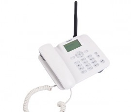 Telefon fix cu SIM Fixo-Mobil Huawei F317 compatibil orice retea GSM Orange,Vodafone,Telekom