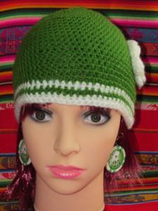 Caciulita Crochet (culori diferite)