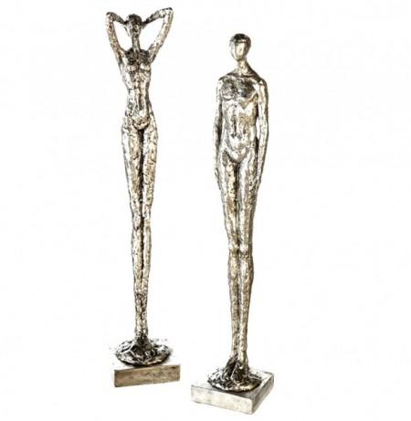 """Statuete """"Millenium"""" H60cm"""