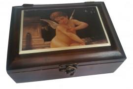 Poze Cutie muzicala din lemn