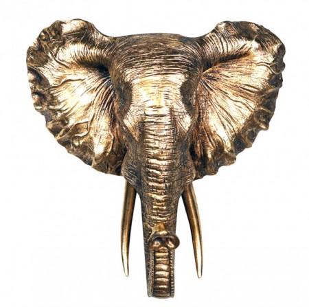 "Poze Decoratiune perete ""Elefant"""
