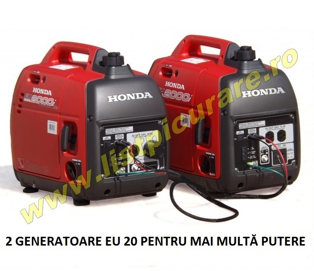 generator curent honda eu 20. Black Bedroom Furniture Sets. Home Design Ideas